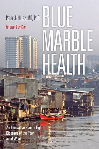 Download Blue Marble Health: An Innovative Plan to Fight Diseases of the Poor Amid Wealth 1421420465
