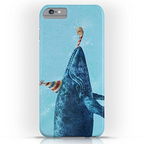 Society6 Party Whale Slim Case iPhone 6s Plus