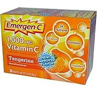 EmergenC, Tangerine, 30