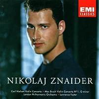 Nielsen/Bruch:Violin Concertos