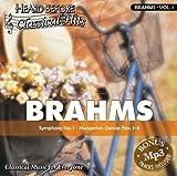 Brahms [vol. 1]: Symphony No.1, Hungarian Dances Nos.1-10 by Various (2005-05-03)