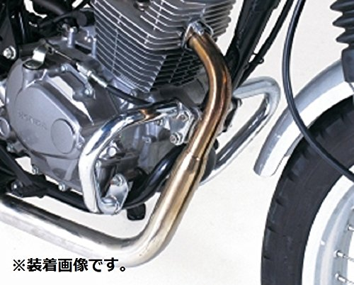 キタコ(KITACO) エンジンガード FTR223/CB223S クロームメッキ 550-1816130