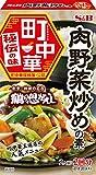 エスビー食品 町中華 肉野菜炒めの素 64g