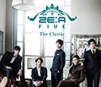 ZE:A FIVE ニューシングル「The Classic」Type A