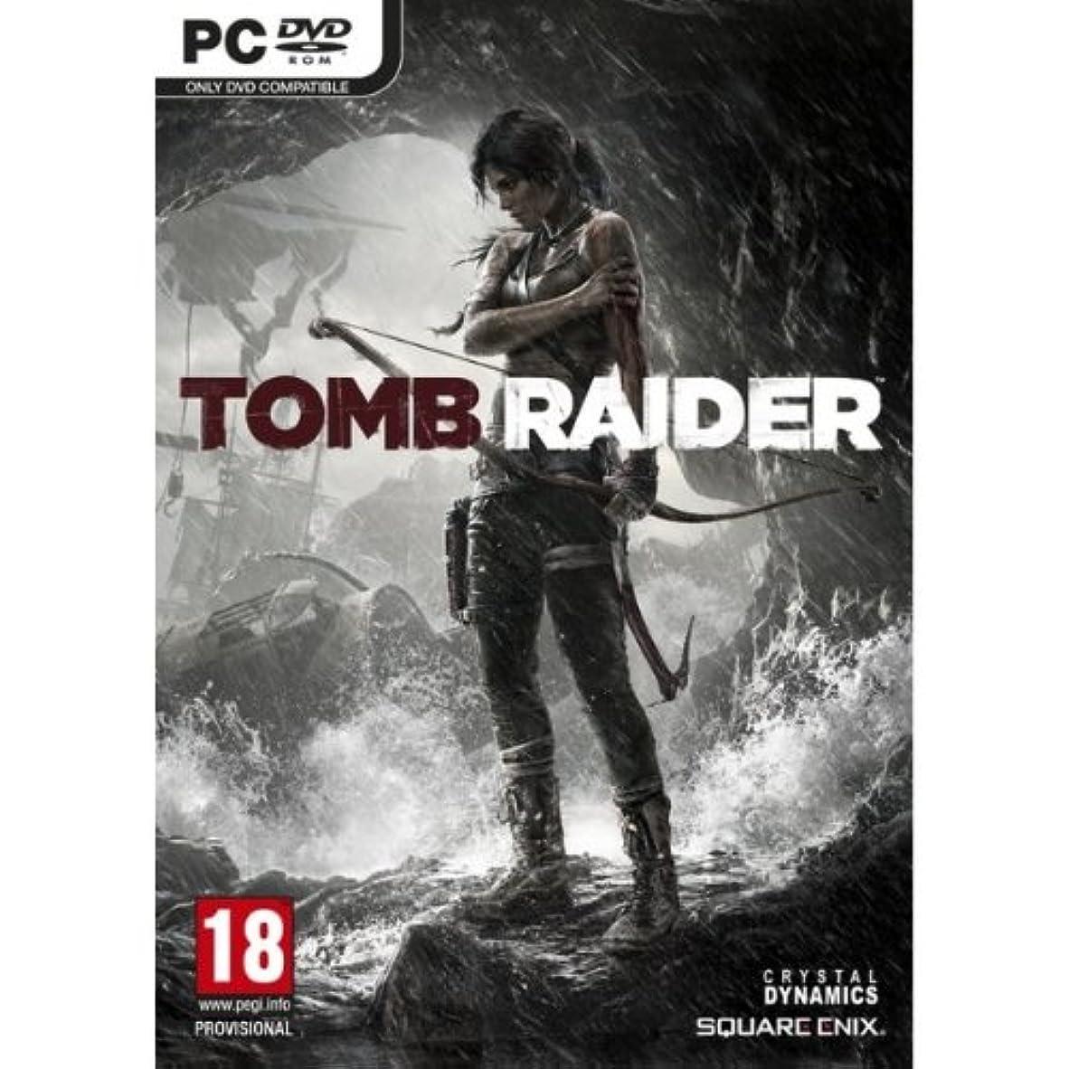 カヌー劣るサージ【HGオリジナル特典付き】 PC Tomb Raider アジア版