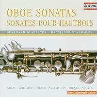 オーボエとピアノのための作品集