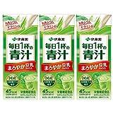 伊藤園 毎日1杯の青汁 (紙パック) 200ml×3本