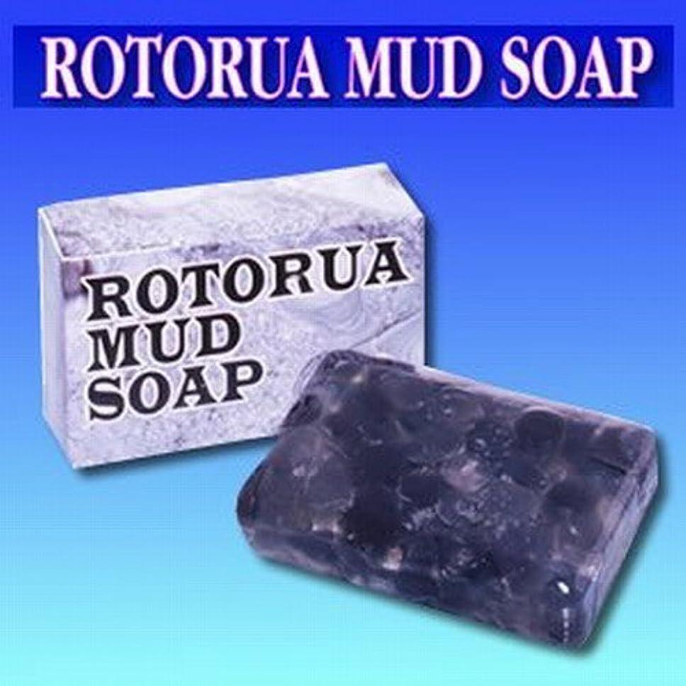 ロマンチック硬さ実り多いロトルア マッドソープ 温泉水ミネラルソープ / シミ取り?美白効果