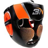 武術 格闘技 キックボクシングトレーニング ボクシング ヘルメット 厚い泡 ヘッドギア 頭部保護 調整可能 全3色