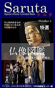 [DIM市場調査センター]のサルタ 仏像図鑑: いいね!図鑑 (VIMAGIC BOOKS)