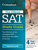 The Official SAT (Official Study Guide for the New Sat)