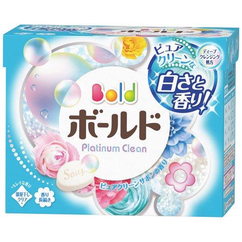 【P&G】 ボールド 香りのサプリイン 粉末 850g ×10個セット