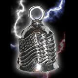 GUARDIAN BELL OLD GLORY For Harley Davidson flag united states america usa gremlin mod dyna motorcycle fxr custom triumph heri..