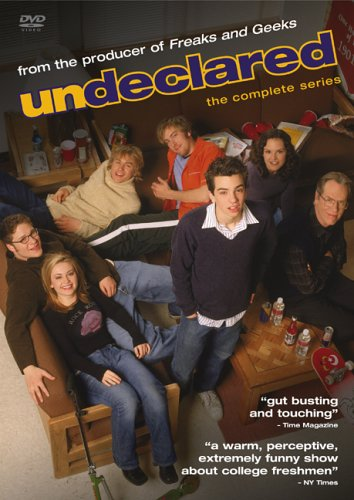 Undeclared [DVD] [Import]