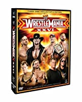 Wwe: Wrestlemania 26: Collector's Edition [DVD] [Import]
