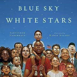 [Naberhaus, Sarvinder]のBlue Sky White Stars (English Edition)