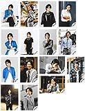 KAT-TUN「CAST」MV&ジャケ写撮影オフショット 公式写真 亀梨和也 個人 15枚セット