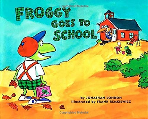 Froggy Goes to Schoolの詳細を見る