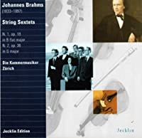 String Sextet by Brahms