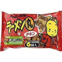 おやつカンパニー ベビースターラーメン丸チキン6P 138g