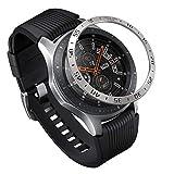 Ringke Galaxy Watch 46mm ギャラクシーウォッチ 保護 リング Bezel Styling スタイルリング [46mm] ギャラクシーウォッチ リング 画面保護 - [Stainless] GW-46-01
