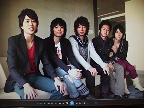 参加者限定 嵐 ARASHIAROUNDASIA2008 韓国ソウル メモリアル DVD