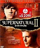 SUPERNATURAL II スーパーナチュラル 〈セカンド〉セット1 [DVD]
