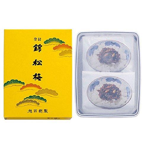 【錦松梅】 錦松梅 プラチック容器入 (60g×2袋)