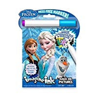 Disney Frozen Imagine Ink Magic Ink with Marker Activity Book by Generic