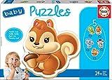 PUZZLE EDUCA ANIMALES 13473