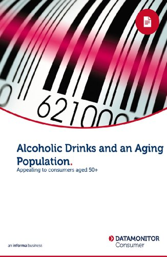 Alcoholic Drinks and an Aging Population (English Edition)