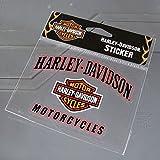 ハーレーダビッドソン HARLEY DAVIDSON ステッカー アーチロゴ_SC-HDS408-FNM