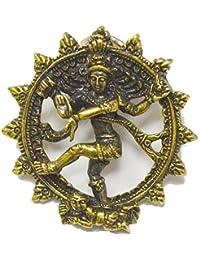 Hindu Amulet Durga Umadevi Parvati Kali Goddess Deityペンダント