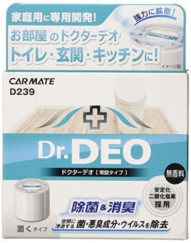 カーメイト 家庭用 除菌消臭剤 ドクターデオ Dr.DEO ...
