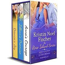 Rose Island Series Box Set, Books 1-3: Inspirational Romance
