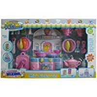 WeGlow International My First Mini Kitchen Set by Virginia Toy [並行輸入品]