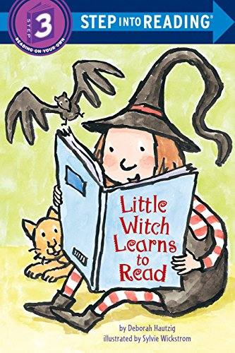 Little Witch Learns to Read (Step into Reading)の詳細を見る