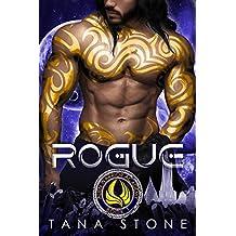 Rogue: A Sci-Fi Academy Romance (Alien Warrior Academy Book 1)