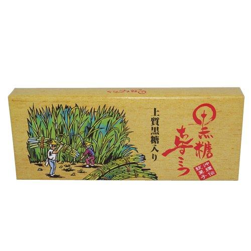 名嘉真製菓本舗 黒糖ちんすこう 小(7袋入り)x20