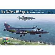 ホビーボス 1/48 エアークラフトシリーズ Yak-38/Yak-38M フォージャーA