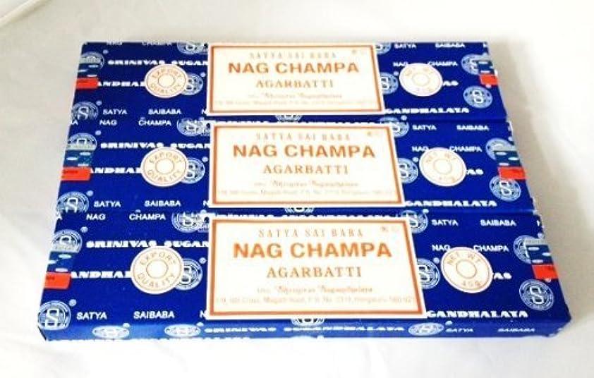 証書参照する祭りSatya Nag Champa Incense Sticks 40 Gram 3 Pack by Satya [並行輸入品]
