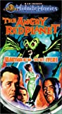 The Angry Red Planet [VHS] [Import]