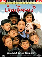 The Little Rascals [DVD] [Import]