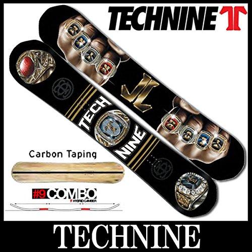 14-15 TECHNINE/テックナイン CHAMPIONS オールラウンド メンズ スノーボード 147
