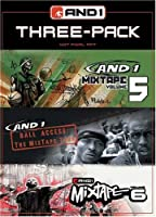 And1 3 Pack [DVD]