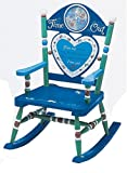 Boy Time Out Rocker by Level Of Discovery
