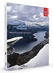 Adobe Photoshop Lightroom 6(写真現像ソフト)