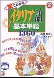 CD BOOK 絵でわかるイタリア語 基本単語1360 (アスカカルチャー)
