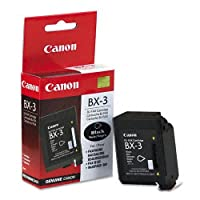 Canon BX-3 Black Ink FAX Cartridge 0884A003AA [並行輸入品]