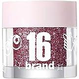 16brand(シックスティーンブランド) キャンディロック パールパウダー BLOODY CANDY (1.8g)